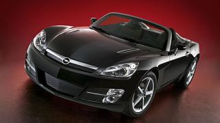 Opel GT с нов тунинг