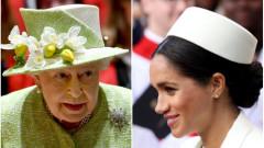 Може ли Меган Маркъл да носи бижутата на кралицата