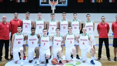 Стратегическа победа на младите баскетболисти над Грузия