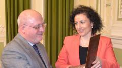 Обединяваме сили с Португалия за решаване на проблемите в млечния сектор