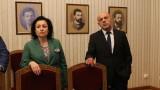 Прасета вкъщи и в спални да не се крият, отсече Томислав Дончев
