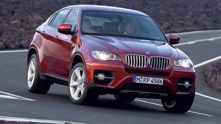 Новото BMW X6 Sports Activity Coupe е официално разкрито
