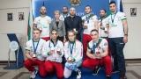 Министър Дашева награди състезатели и треньори, спечелили отборната титла на ЕП по ММА
