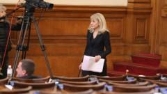 Да не се политизира темата с водната криза, настоя Аврамова