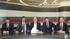 Иван Газидис: Спасихме Милан от фалит