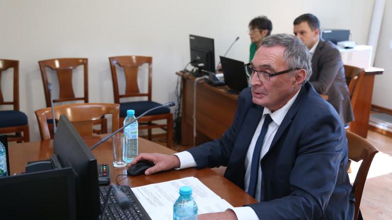 Почина членът на Прокурорската колегия на Висшия съдебен съвет (ВСС)