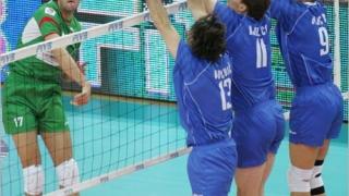 България с лек жребий за Световната волейболна лига 2007