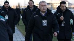 Николай Киров обяви групата на Ботев (Пд) за визитата на Черно море