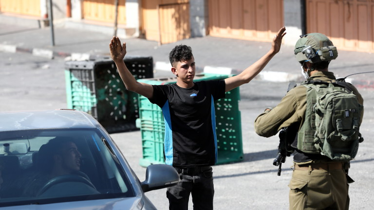 Египет, Франция, Германия и Йордания предупреждават Израел за анексията