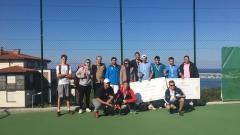 Кирил Димитров спечели Националната тенис верига 17+