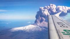 Летище Катания отново работи след изригването на Етна
