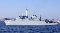"""ВМС праща кораба """"Цибър""""  във втората противоминна група кораби на НАТО"""