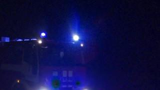 Камион за боклук се запали на столичен булевард