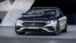 Mercedes представи първата електрическа S класа