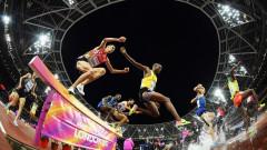 Три финала в шестия ден на Световното по лека атлетика