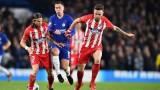 Атлетико (Мадрид) с нов проблем в защита - Филипе Луиш се контузи