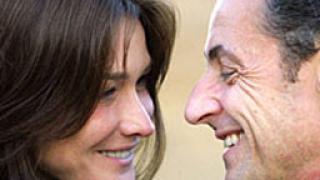Саркози стана баща на момиченце