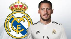 Челси и Реал се разбраха за Азар, англичаните чакат 146 милиона евро!