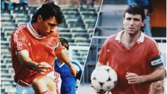 ЦСКА със специално видео в чест на легендата Христо Стоичков