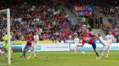 Пилзен плаши Разград с Пиларж, Коларж и... 5:0 срещу Наполи