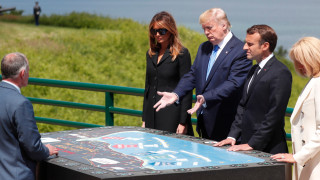 Тръмп обяви Столтенберг за свой най-голям фен