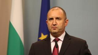Радев: България да е активна при формирането на политиките в ЕС