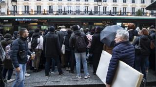 Стачки усложняват пътуванията във Франция