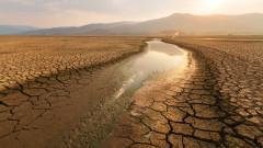 Климатичните промени ще влошат деградацията на ресурсите
