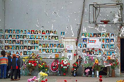Две години от трагедията в Беслан