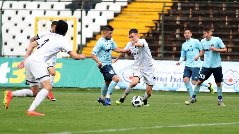 Част от футболистите на Славия ще бъдат глобени за тежката загуба от Дунав