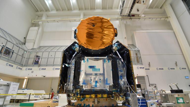 Европейската космическа агенция - ESA отложи старта на тригодишна мисия