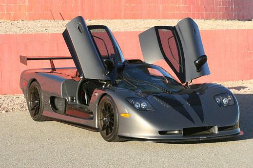 Американци създадоха автомобил с мощност 2 500 к.с. (галерия)