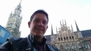Богомил Грозев обиколи Мюнхен