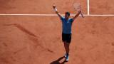 """Доминик Тийм е финалист на """"Ролан Гарос"""" след голяма битка с Новак Джокович"""