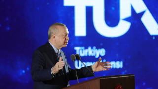 Ердоган сряза Мицотакис, две държави било единственото решение за Кипър