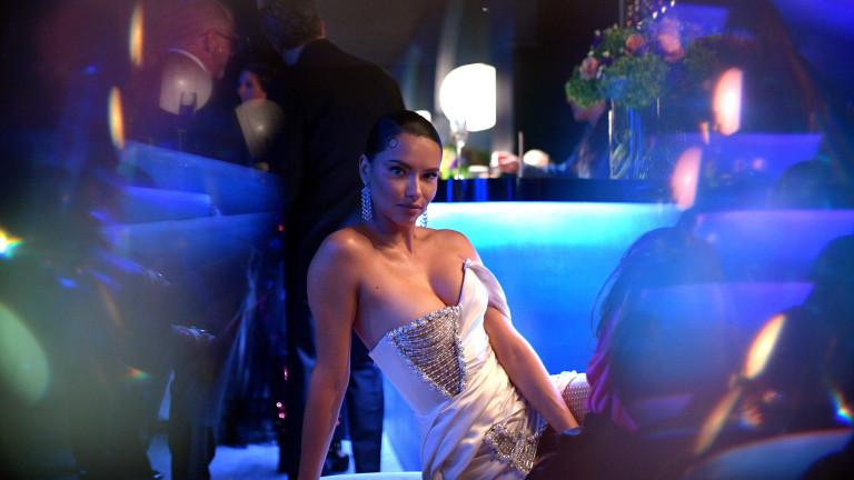 Тайната за перфектното тяло на Адриана Лима