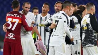 Пирло: Срещу Рома направихме крачка назад