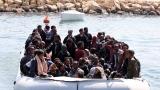 Около 113 мигранти са загинали в морето между Либия и Италия