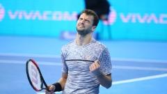Потвърдено: Без Григор Димитров на корта около 3 седмици