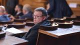 Цацаров: Прокуратурата издирва Арабаджиеви, не вярва на изявления