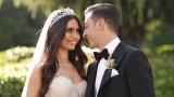 Голямата турска сватба на Месут Йозил