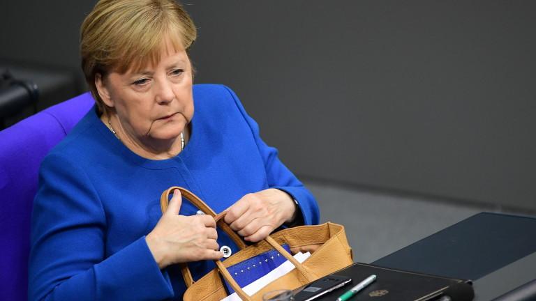 Канцлерът на Германия Ангела Меркел заяви, че не може да