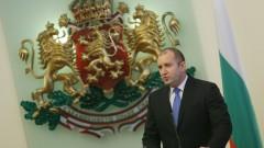 Румен Радев поздрави българите за Христовото Възкресение