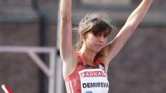 Мирела Демирева е на финал на Европейското първенство в Берлин!