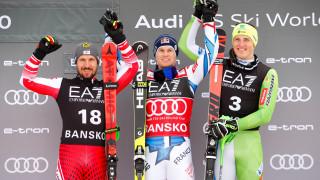 Алекси Пинтюро спечели Алпийската комбинация в Банско