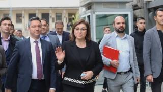 БСП одобри водачите на листи за парламентарните избори на 14 ноември