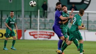 Етър - Витоша 2:0, гол на Милчо Ангелов