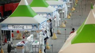 """Повторно заразените с Covid-19 в Южна Корея са с """"фалшиво положителни"""" резултати"""