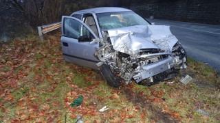 Мъж загина при катастрофа край Враца