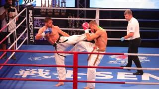 Николай Йоргов донесе първата българска победа на SENSHI 9